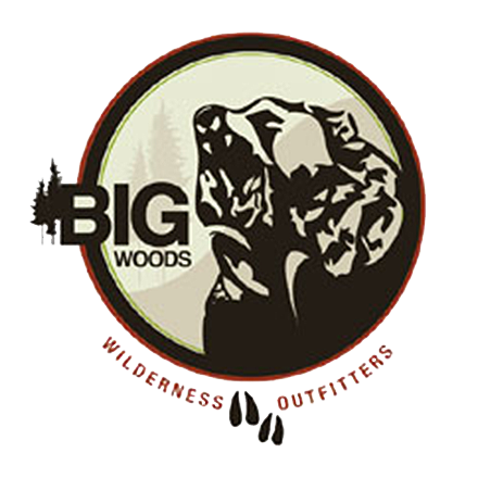 Big Woods Wilderness Outfitters Logo